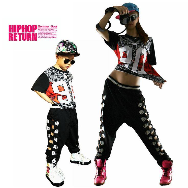 Bien-aimé hip hop fille NQ31