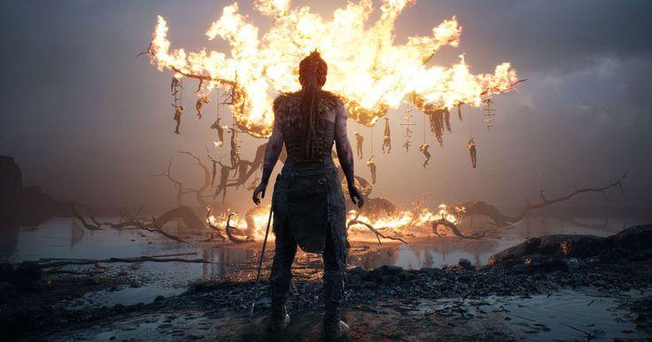 Игра Hellblade: Senua's Sacrifice расскажет историю кельтской воительницы, отправившейся в ад за душой своего погибшего возлюбленного.