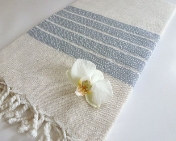 Premium Turkish Towel Peshtemal Bath and Beauty by TheAnatolian