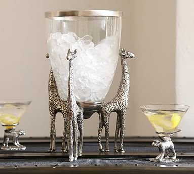 Giraffe Ice Bucket