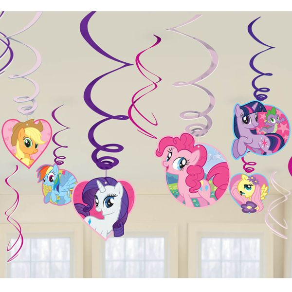 my little pony friendship is magic decor