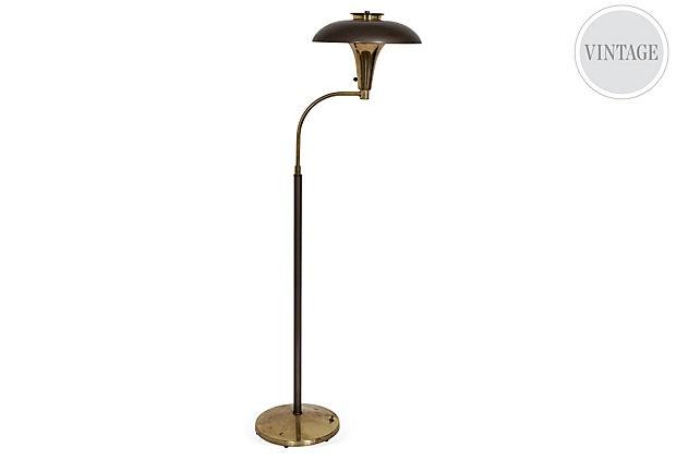 Midcentury Floor Lamp on OneKingsLane.com