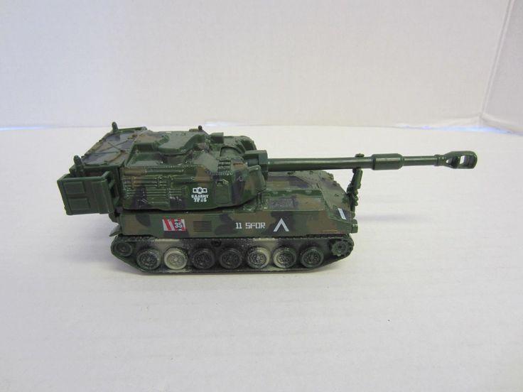 Super Tank US Army Die Cast Camouflage | eBay