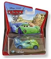 Disney Cars Carla Veloso