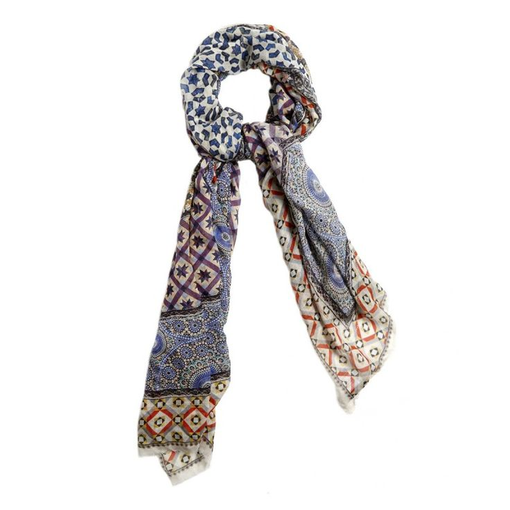 Cashmere Silk Scarf - Jingle Scarf by VIDA VIDA ht5pvnj5qs