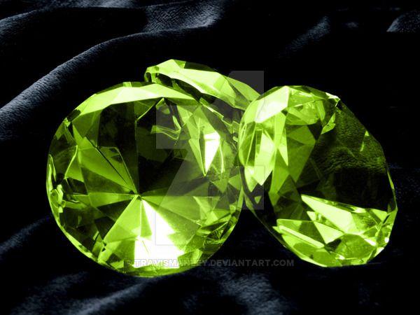 Emeralds by TravisManley.deviantart.com on @DeviantArt