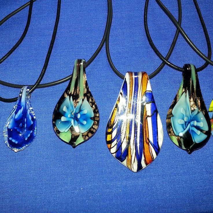 Handmade Drop Necklaces