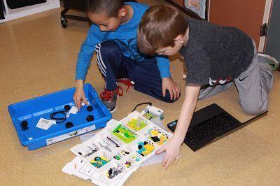Lego WeDo Classroom