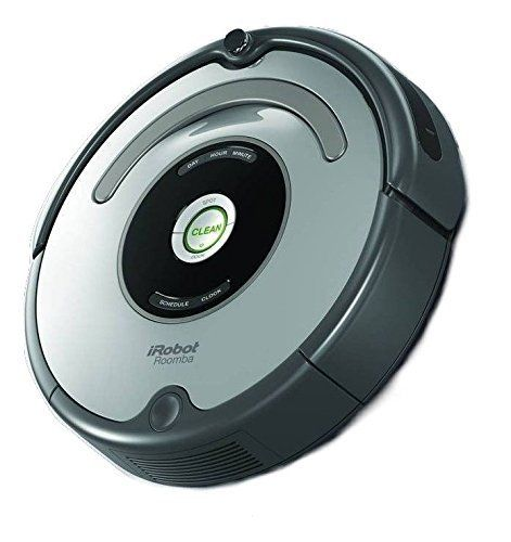 $295 iRobot Roomba 650 Automatic Robotic Vacuum (Certified Refurbished) -