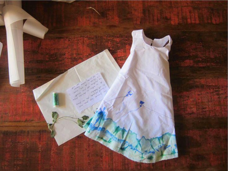 Costura Katia, Costura!: Costura (ou arte!) colaborativa