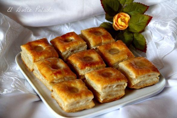 Hojaldres de Astorga  | Comparte Recetas