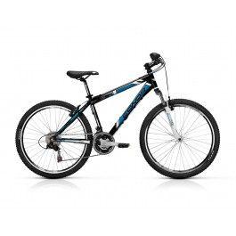 """Bicicleta Conor 4400 2014   Bicicentral Bicicleta Conor 4400 2014 Peso: 15,74 Cuadro: 26"""" Acero Hi-ten Dirección:A-head Horquilla:Suspension Zoom CH-327E Cambio:Shimano TZ50 7v Platos:Cyclone 170mm 24/34/42T Pedalier: Desviador:Shimano Tourney TZ30 Piñón:Shimano TZ21 7v 14/28T Mandos:Shimano Revoshift RS3621v Manetas:Aluminio MTB Frenos:Aluminio MTB Ruedas:Llantas aluminio Buje:HB10F / SF-HB03 con cierre Cubiertas:Kenda K817  http://www.bicicentral.com/bicicleta-conor-4400-2014.html"""