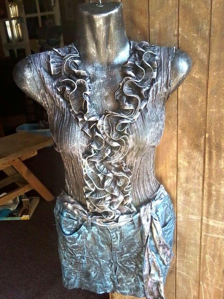 Tokreen dress - Hazel Mulder