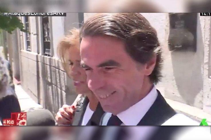 Preguntan a Aznar por los atentados de Londres y acaba alegrándose por la Champions del Real Madrid http://www.eldiariohoy.es/2017/06/preguntan-a-aznar-por-los-atentados-de-londres-y-acaba-alegrandose-por-la-champions-del-real-madrid.html?utm_source=_ob_share&utm_medium=_ob_twitter&utm_campaign=_ob_sharebar #Aznar #rajoy #pp #corrupcion #españa #politica #gente #denuncia #Spain #protesta #anticorrupcion #actualidad #noticias #europa
