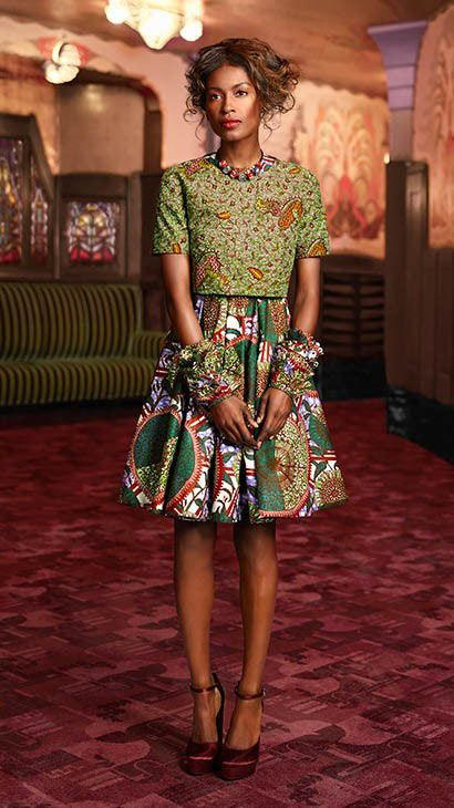 Fashion - Vlisco V-Inspired