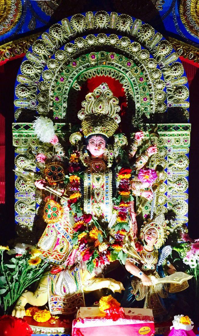 Durga Puja | Sunny District