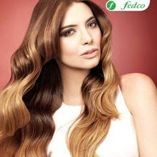 Un cabello espectacular para lucir siempre bella.