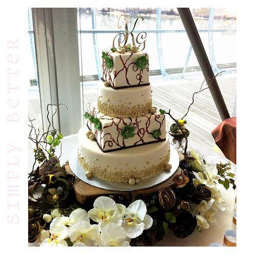 61 Best Sweet Theas Custom Wedding Cakes Images On Pinterest