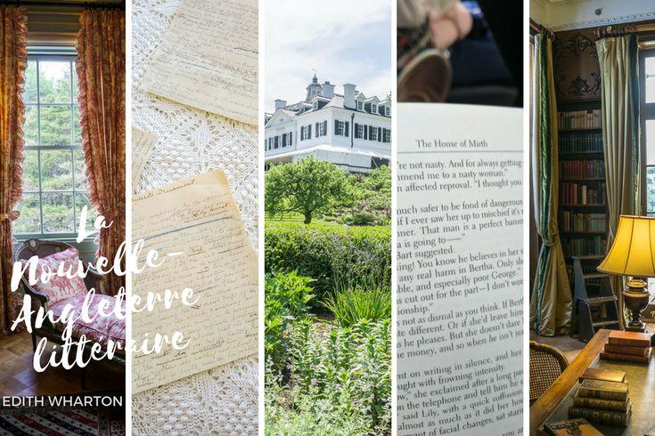 La superbe maison d'Edith Wharton : The Mount, dans les Berkshires.