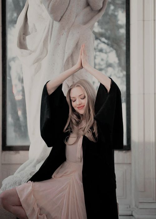 Amanda Seyfried GODDESS. DAVID PX