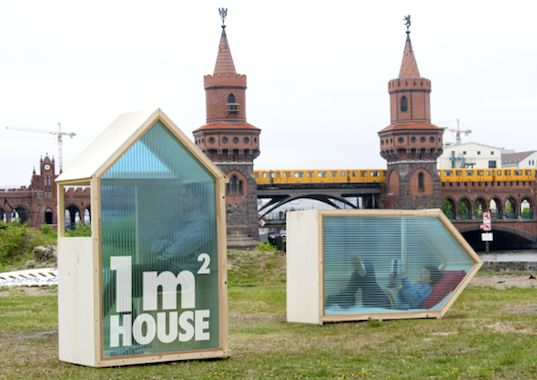 The One Square Metre House