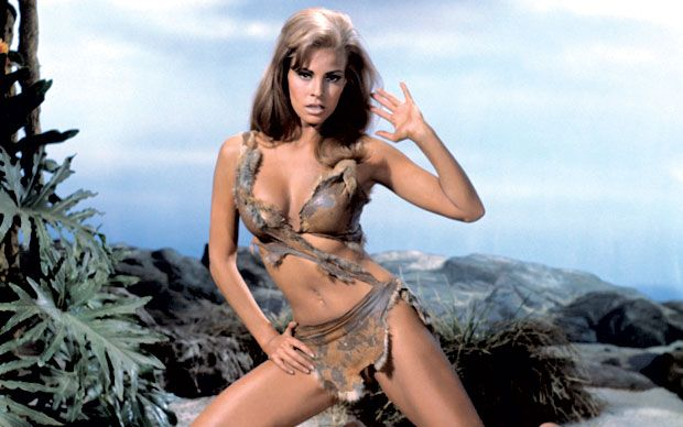Raquel Welch: 'I never wanted to wear fur bikini in One ...
