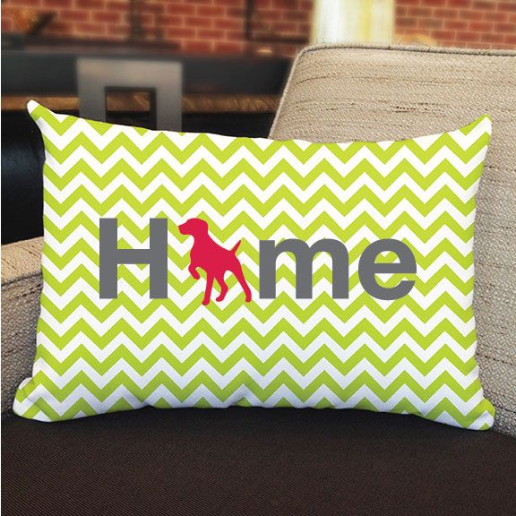 German Shorthaired Pointer Home Pillow