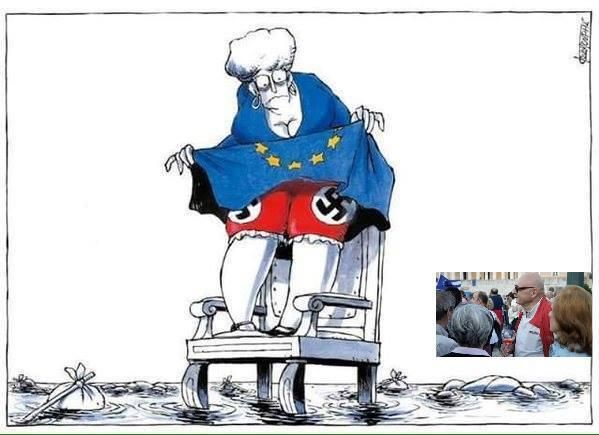 Η Ευρώπη και η ντροπή της ανθρωπότητας -