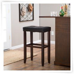 Palazzo 32 Inch Extra Tall Saddle Bar Stool   BlackBest 25  Extra tall bar stools ideas on Pinterest   Tall desk  Buy  . 32 Inch Tall Dining Table. Home Design Ideas