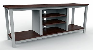 This Tv Stand Woodworking Plan Is Simple To Build With The
