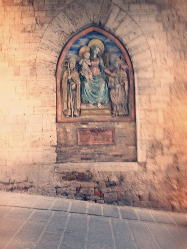 Perugia, Italy 2012    Image by me, myself & I