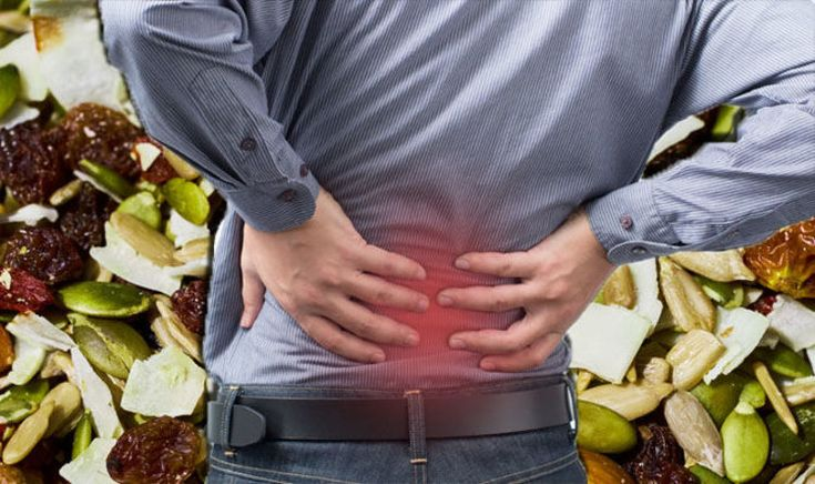 Back pain  a handful of this 1 snack could reduce signs of lower backacheNokia 101