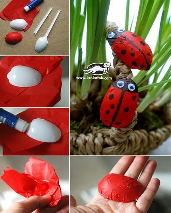 Cucharas de plastico,reciclable ツ←_←