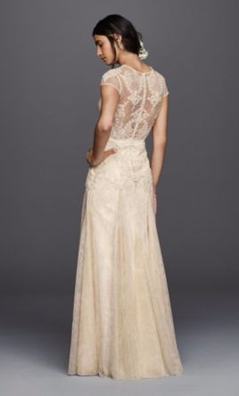 Melissa Sweet MS251136 wedding dress currently for sale at 0% off retail.
