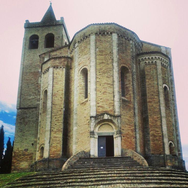 Santa Maria della Rocca, Offida nel Ascoli Piceno, Marche