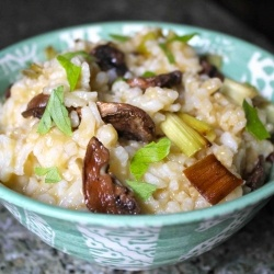 Rice Cooker Risotto | Crock Pot Foods | Pinterest | Posts, Rice and ...