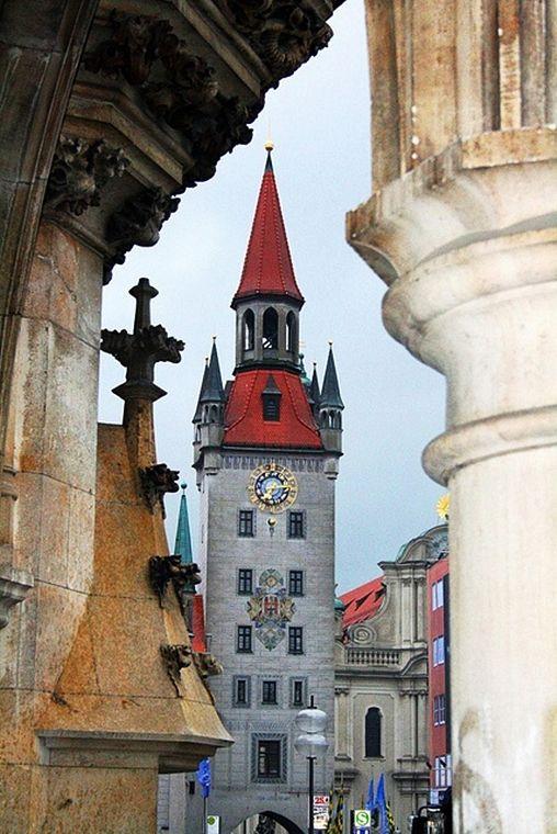 City gate - Munich, Germany