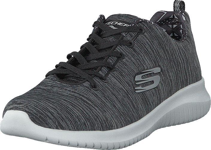 6a64fe9bfdf Womens Ultra Flex - Shoreline Bkw i 2019 | On my feet | Shoes, Skechers och  Fashion