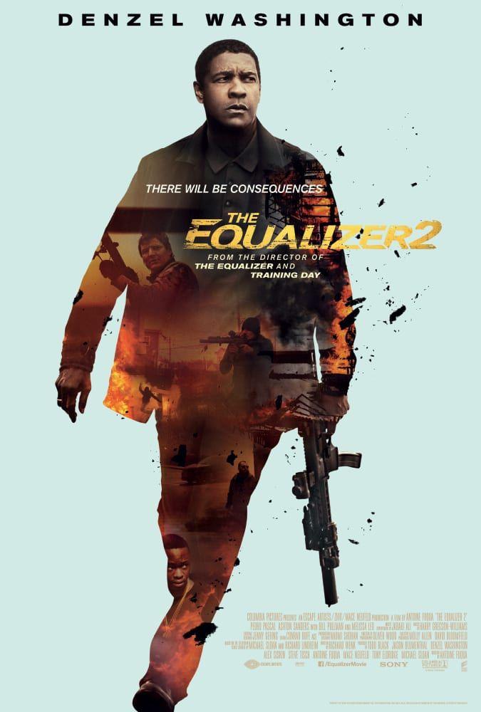 فيلم The Equalizer 2 2018 مترجم Englische Filme Denzel Washington Ganze Filme