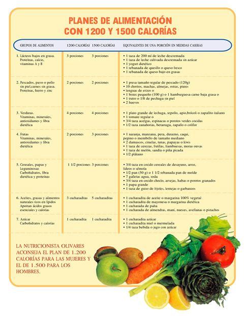 plan de nutricion luz maria | el Segundo Número de la Revista de Alimentacion con un Especial de ...