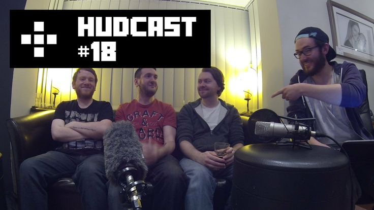 The video version of our HUDcast #18 is now live on YouTube! https://www.youtube.com/watch?v=I-ijNozxtRg