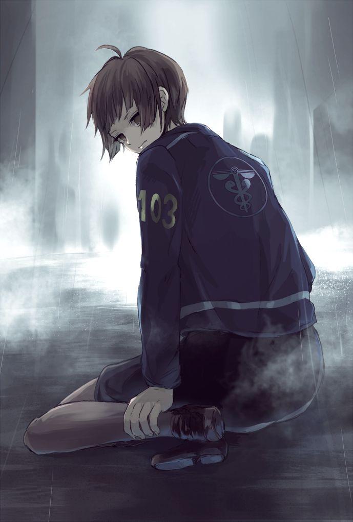 Tsunemori Akane - Psycho pass by ヨナミ on pixiv