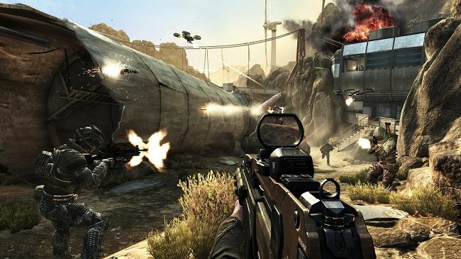 'Call Of Duty: Black Ops 2' Sales Don't Point To Franchise's Decline  http://hightech-addict.com/poliokolite-consoles/call-of-duty-black-ops-ii
