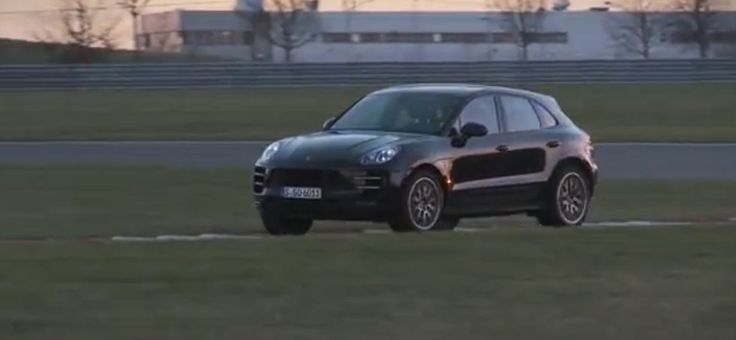 The New Porsche Macan Turbo is a Very Sporty SUV [VIDEO]