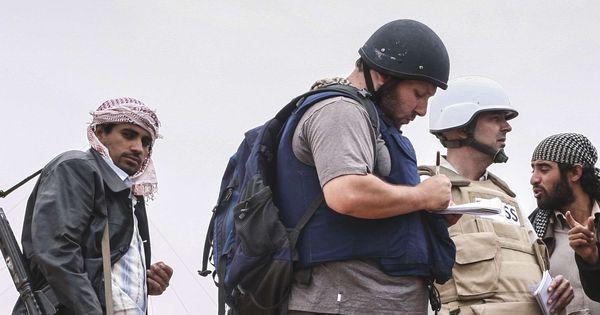 Qui est Steven Sotloff, le journaliste américain tué par l'Etat islamique ?