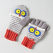 Owl Convertible Gloves