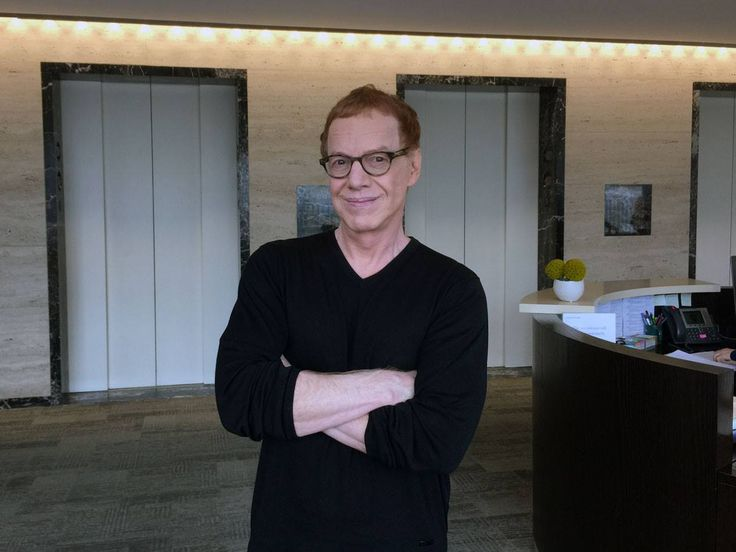 """lincolncenter: """" Danny Elfman's here at Lincoln Center! His multimedia celebration of his films with Tim Burton—Batman, Edward Scissorhands, Pee-Wee's Big Adventure, and many more—opens July 6. Learn..."""