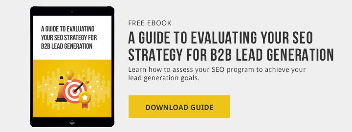 Check out this guide for SEO strategy.  #seo #marketing #guide #tips