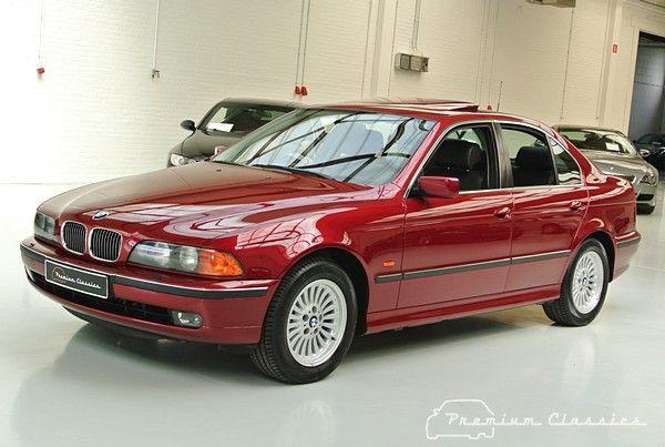 Youngtimer: BMW 540iA | 96.000km | 1 eig | Comfort zetels | PDC | DSP | Premium Classics