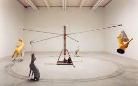 Resultado de imagen de escultura sonora niños